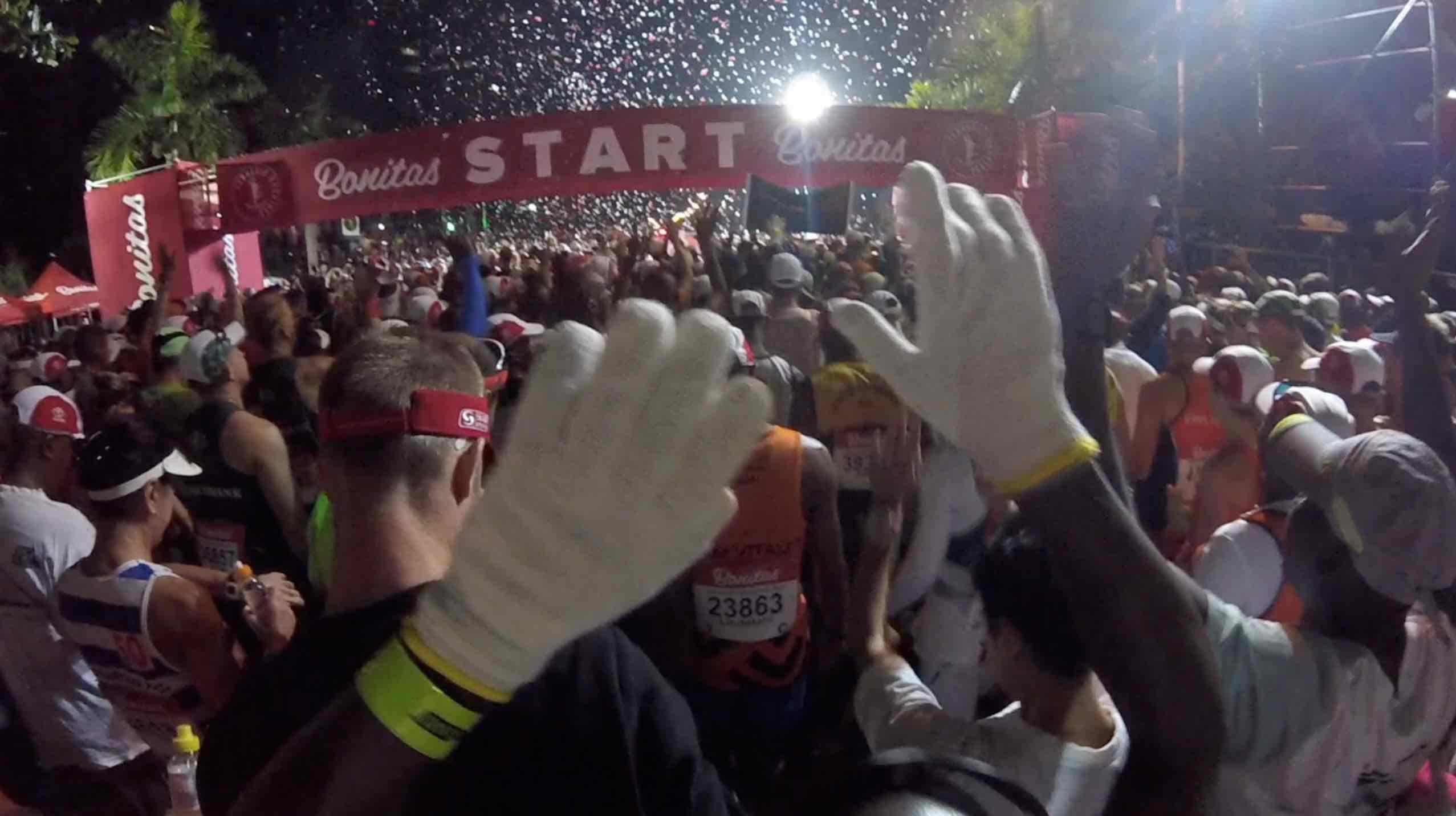 Comrades Marathon start